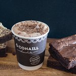 Take Away Hot Chocolate & Brownies