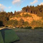 Foto de Gold Bluffs Beach Campground