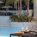 Galaxy Hotel Iraklio- Pool Oasis