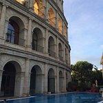 Suite Marco Polo et piscine de l'hôtel