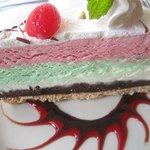 Spumoni dessert (delicious)