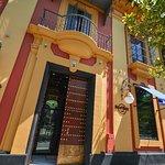 Hard Rock Cafe Sevilla Fachada