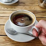 Even the mugs have handles big enough for you to fit your finger through! ...rare these days!