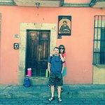Entrance to Casa San Bartolome