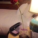 Lancaster Arts Hotel Foto