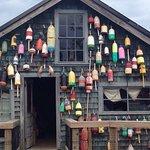 Foto de Llangolan Inn & Cottages