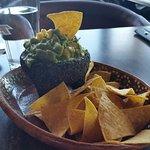 Photo of Guacamole y tequila
