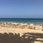 Strand direkt am Hotelgelände
