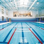 Competitive Swimming Pool