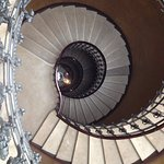 wonderful winding staircase