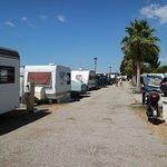 Foto de Las Palmeras Camping