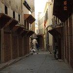 calles laberínticas