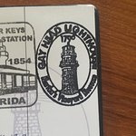 new stamp in my passport