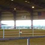 JB Wells Arena in Gonzales, TEXAS