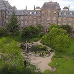 the Bicentenary Garden