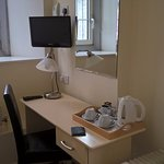the Suite included Tv, and Kettle, with complimentary tea/coffee