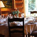 Ski Tip Dining Room