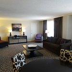 Crowne Plaza Danbury Suite