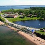 Photo de Pictou Lodge Beachfront Resort