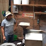 Foto de El Toledo Coffee Tour