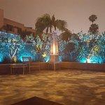 beautiful hotel - chill area