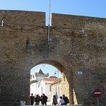 Puerta de Entrada a la Medina de Azilah-Marruecos