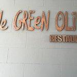 The New Olive Signage.