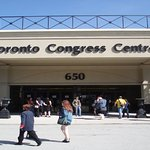 We are just steps away from the Toronto Congress Centre