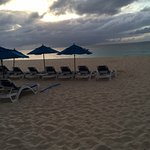 meads bay beach villa's chairs