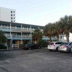 Oceaneer Motel Bild