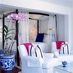 Oceanfront Hotel Room
