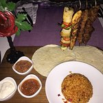 A fantastic dining experience. Try the Shish Trio.
