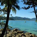 ilha grande aventureiro / pousada lagamar