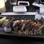 Crunchy - shrimp tempura, avacado