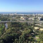Sky view of Tel Aviv
