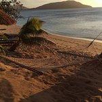 Hammocks on the Beach - Sunset