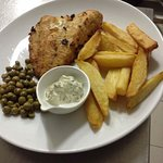 Fish and chips on Friday