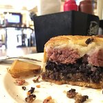 """""""couldn't be more scottish"""" pie was good!"""