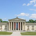 The Glyptothek in the Ionic order