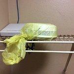 Room smoke detector