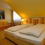 Hotelzimmer im Schachener Hof