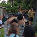 Foto de Island Breeze Luau at the King Kamehameha Hotel