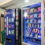 Hotel vending