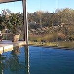 Nueva piscina cubierta