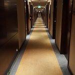 Beautiful Hotel Lobby Area