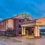 Photo de Holiday Inn Express Minden