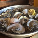 Raw Oysters: Absolutely delicious!