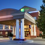 Foto de Holiday Inn Express Hotel & Suites - Meridian