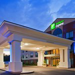 Holiday Inn Express Enterprise Foto
