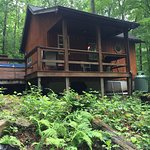 We loved our getaway! It was SO peaceful and relaxing!